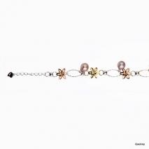 Une soirée étoilée - Bracelet - Argent 925