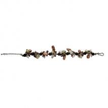 Le baroque divin - Bracelet Perle de culture