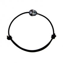 Chic masculin N°2 - Bracelet - Perle de Tahiti