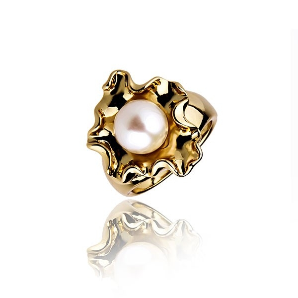 Michel Angelo N° 2 - Ring - Cultured pearl