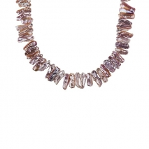 Ethnic Colors - Collier - Perle de culture