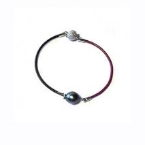 Rêve insulaire N°1 - Bracelet - Perle de Tahiti