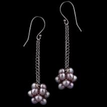 Les fruits suspendus - Boucles d'oreilles