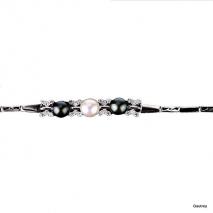 Ultra Chic - Bracelet Perle Argent 925