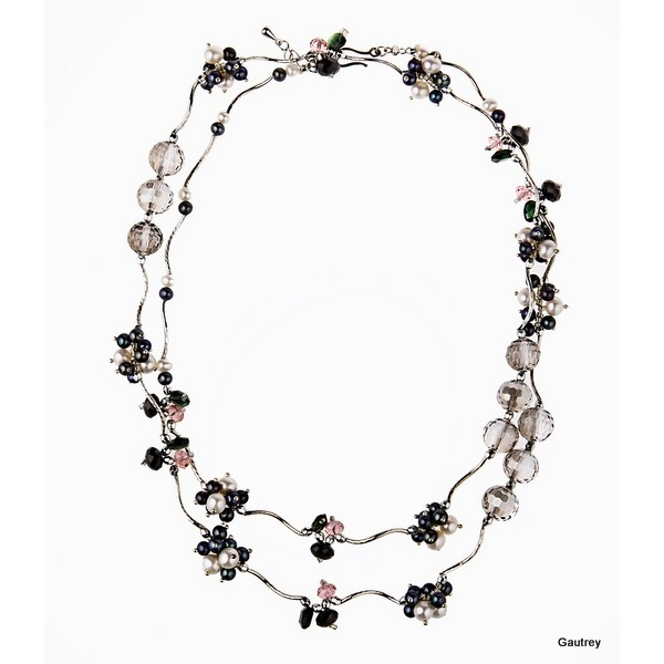 Fantasia di perla - Collier Perle de culture