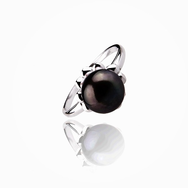 The charm of Parma - Cultured Pearl - Ring