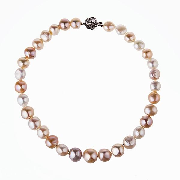 Baroque liberty N° 2 - Necklace - Choker