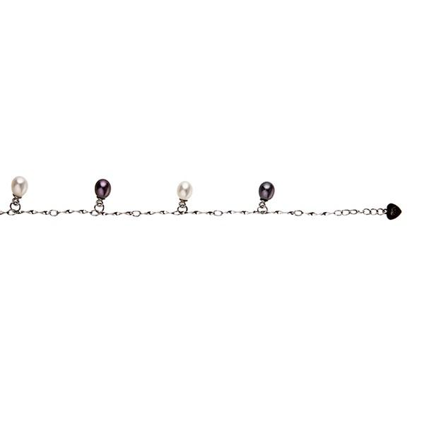 L'innocence céleste - Bracelet Perle de culture