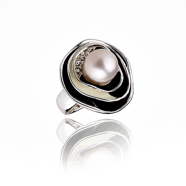 Michel Angelo N° 1 - Ring - Cultured pearl