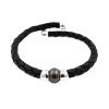 Chic masculin N°1 - Bracelet - Perle de Tahiti