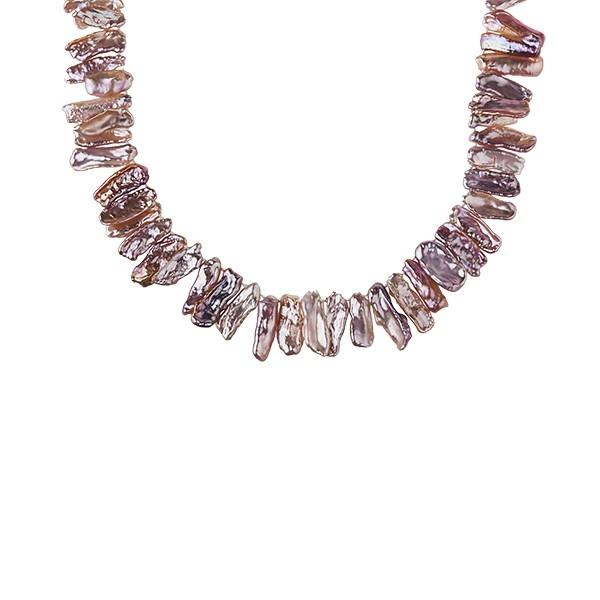 Ethnic Colors - Collier Perle de culture