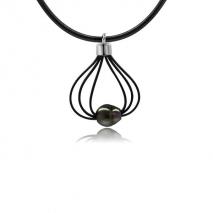 Liberté d'âme N°2 - Collier - Perles de Tahiti