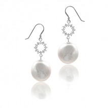 Absolute elegance - Earrings - Cultured pearl