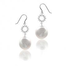 Absolute elegance - Earrings - Cultured pearl