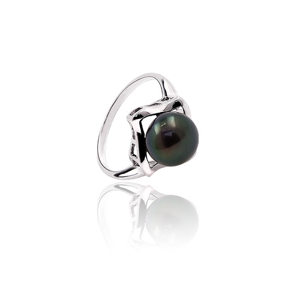 The North Star - Ring - Cultured Pearl