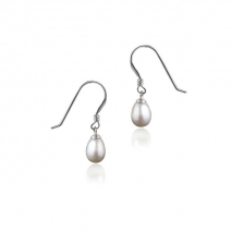 Classique et chic - Boucles d'oreilles - Perles de Culture