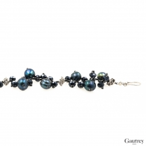 Baroque chic - Bracelet Perle de culture