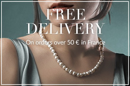 FREE DELIVERY - On orders over 50 € in France